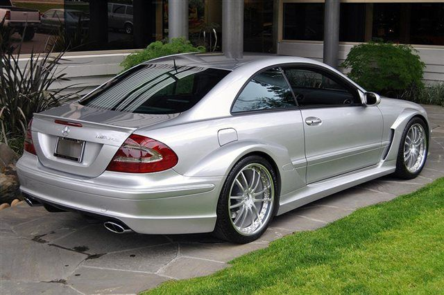 2005 Mercedes Benz Clk Dtm Amg Coupe With Images Mercedes Clk
