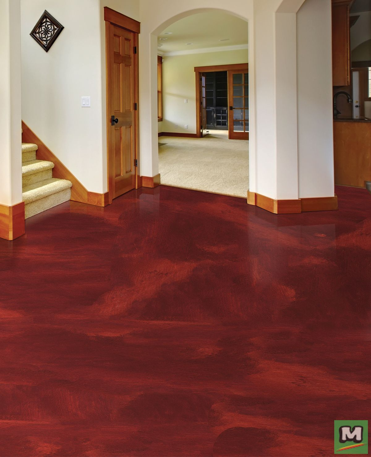 Get an attractive floor finish with longterm durability