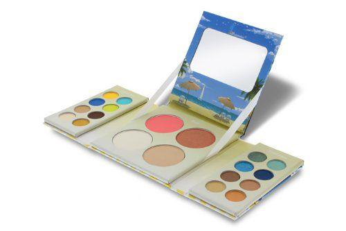 BH Cosmetics Make-Up Palette, Malibu (bestseller)