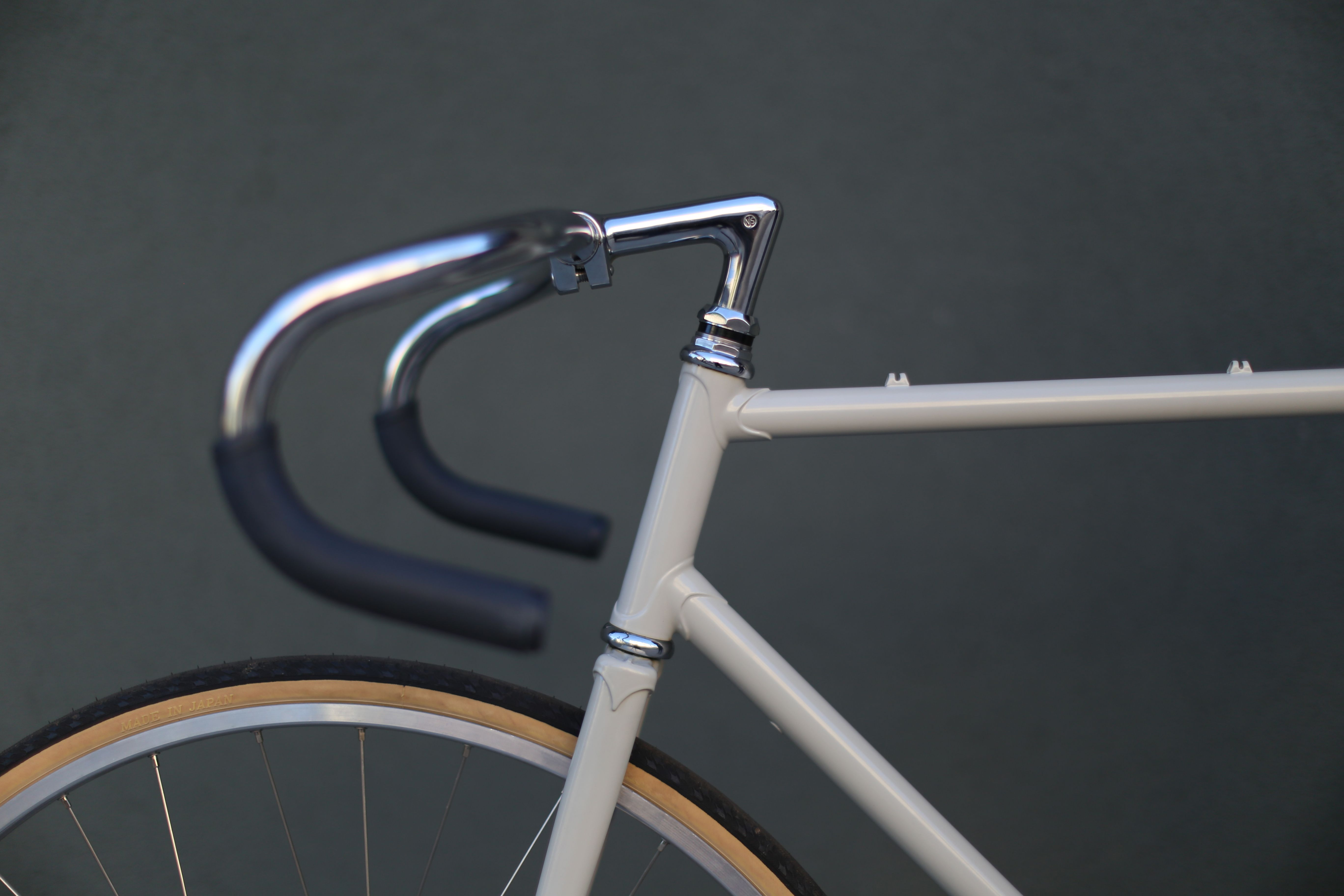 Pin On Lugged Track Frame