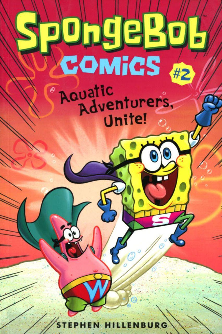 Image result for spongebob comic cover (Dengan gambar)