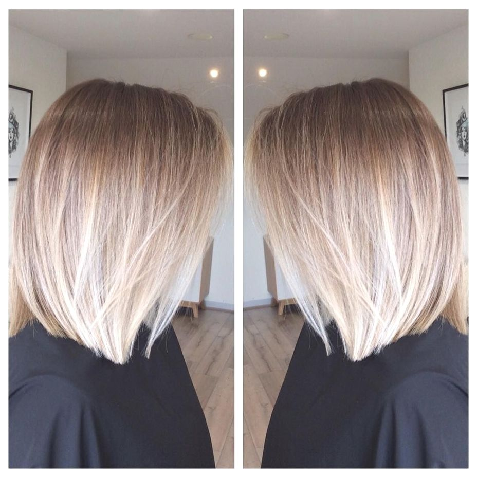 Image Result For Balayage Ombre Bob Blondeombrehair With Images