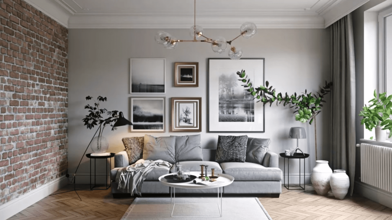 32 nice modern minimalist wall decor ideas for your on cozy apartment living room decorating ideas the easy way to look at your living room id=32545
