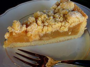 Photo of Apfelmus – Vanillepudding – Kuchen von sabilda | Chefkoch