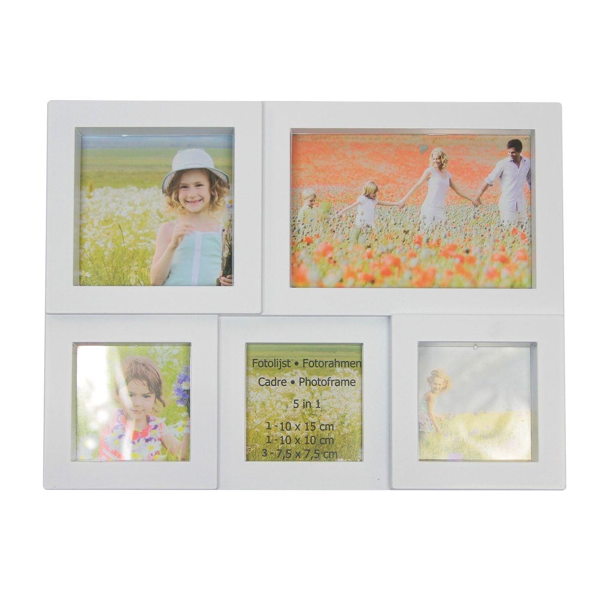 Amazing Multi Size Photo Collage Frames Vignette Picture Frame
