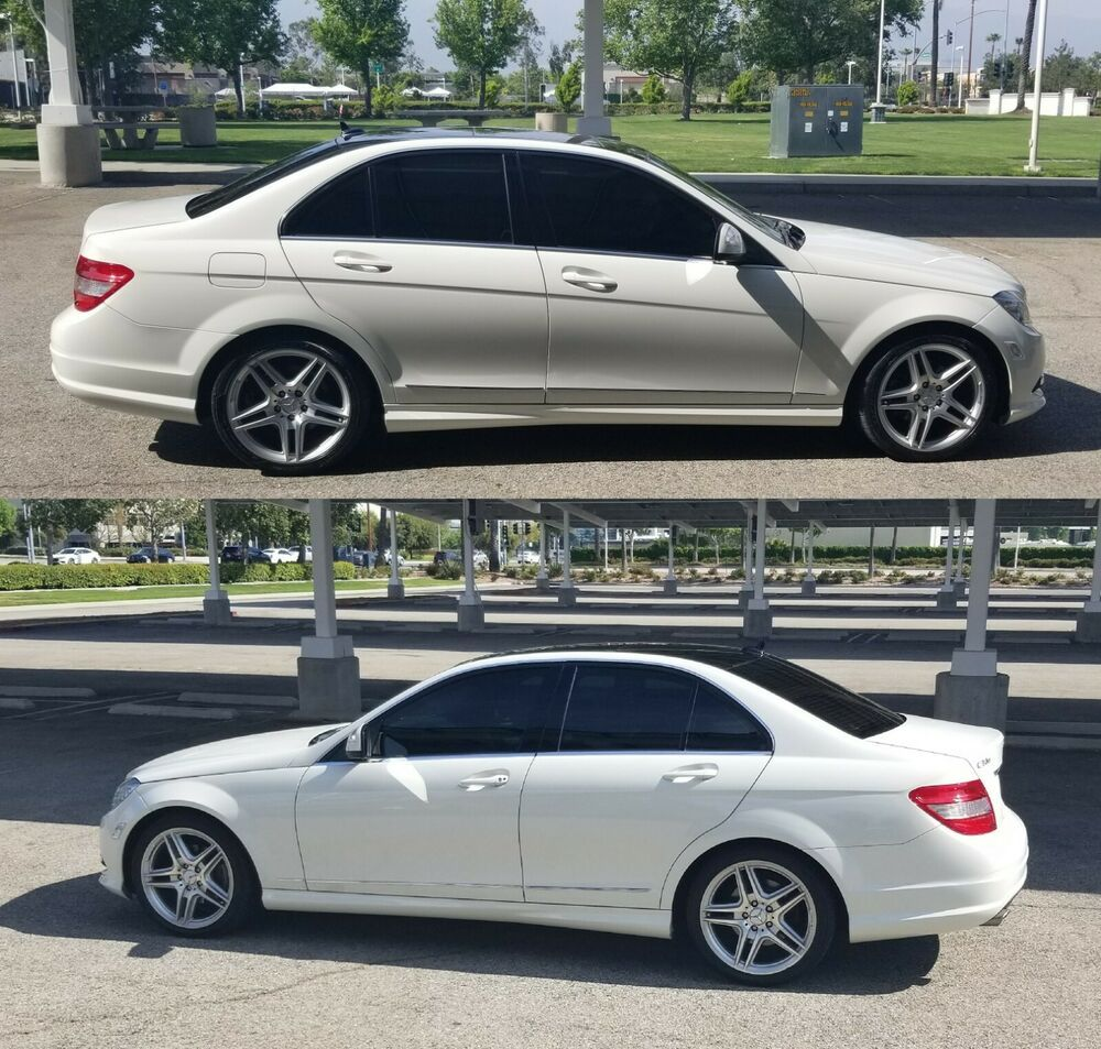 Ebay Advertisement 2008 Mercedes Benz C Class C300 Sport Sedan