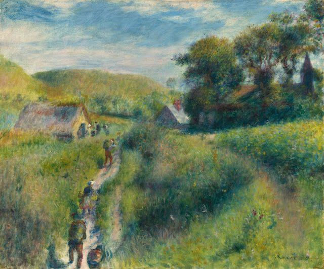 Pierre Auguste Renoir (1841-1919) - The Vintagers - 1879 - National Gallery of Art, Washington DC