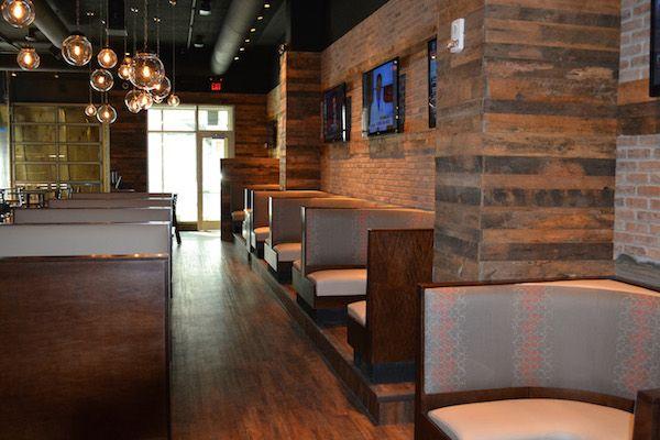 Parterre Vinyl Flooring Installation The Loop Bar