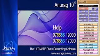 anurag photo software registration key