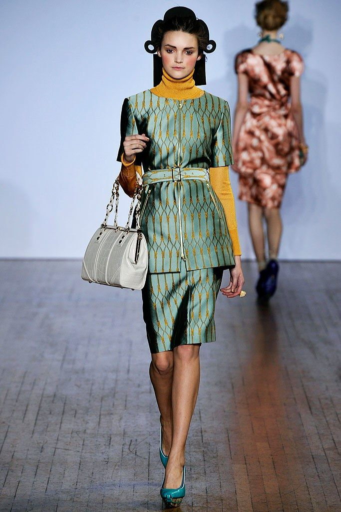 Basso & Brooke Fall 2009 Ready-to-Wear Collection Photos - Vogue