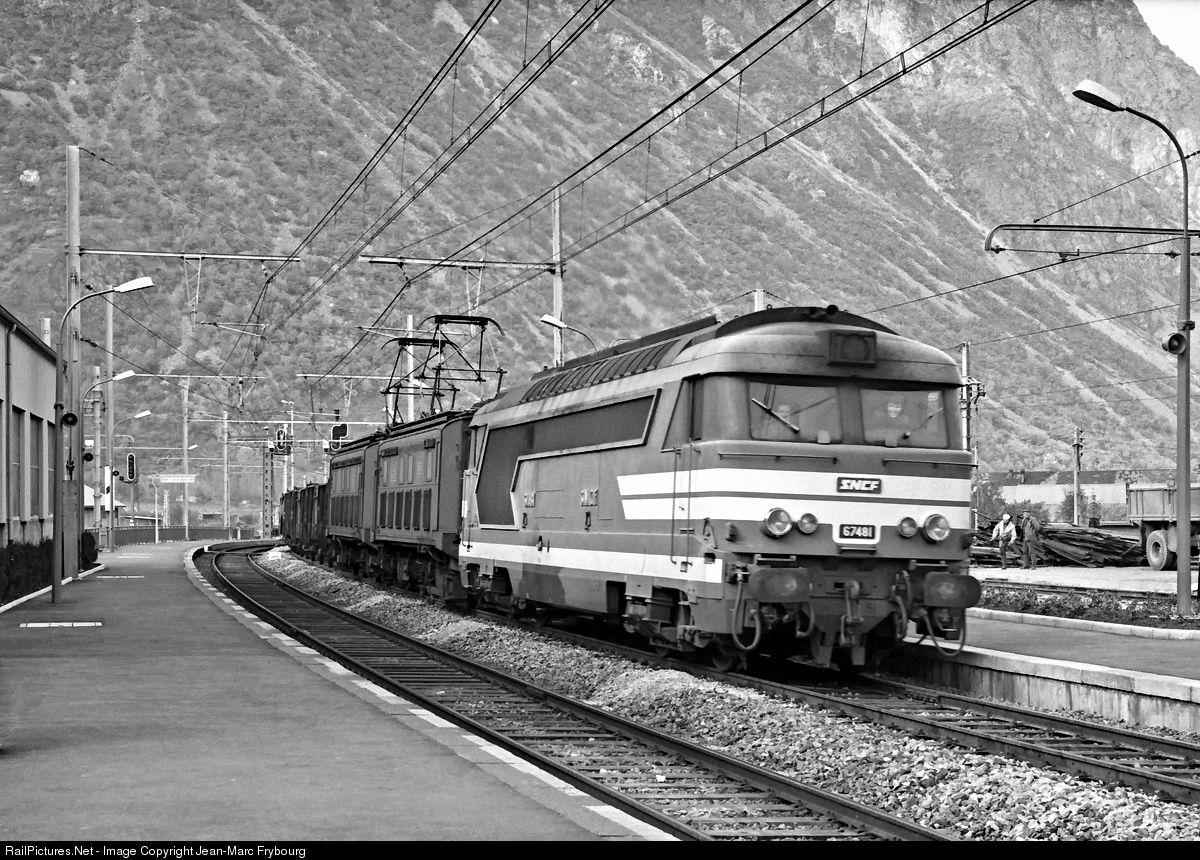 Railpictures net photo bb 67481 sncf bb 67400 at saint for Railpictures
