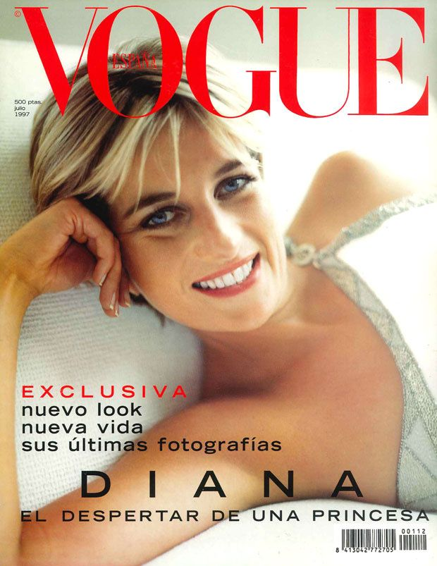 f283c24c39f14 Diana, Princess of Wales Throughout the Years in Vogue   Vogue ...