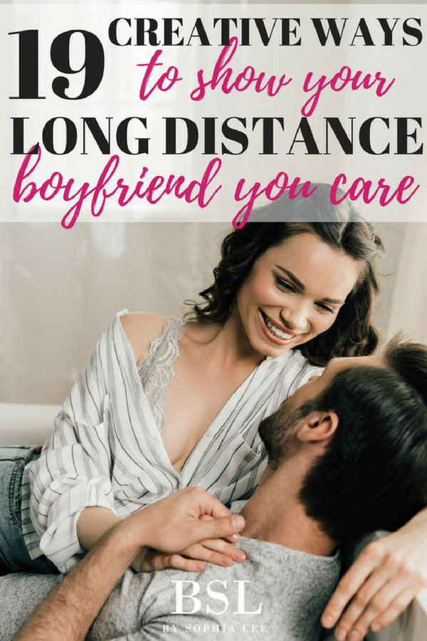 Do you need a DIY gift for long distance boyfriend? These 19 DIY's are perfect boyfriend gifts just because. #longdistancerelationship #giftsforboyfriend #longdistancerelationshipgiftideas
