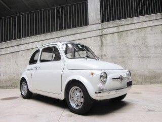 Pin Su Fiat 500