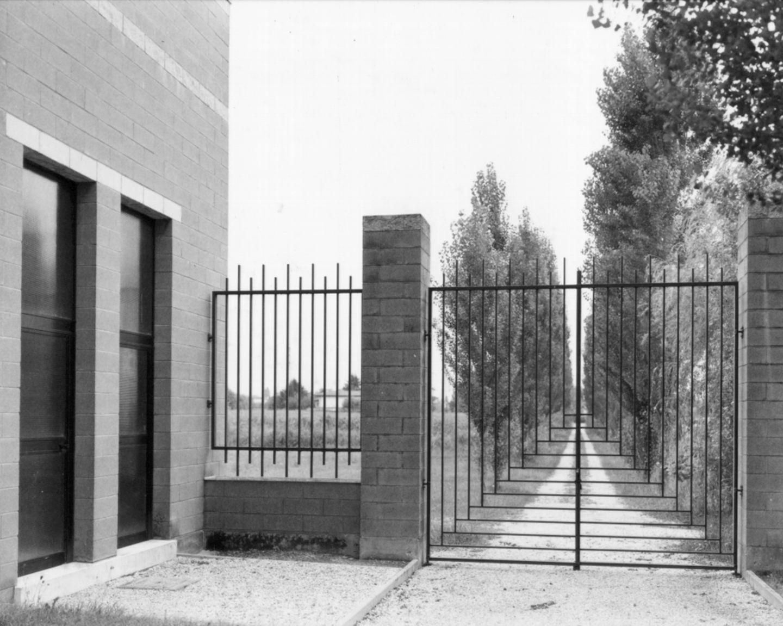 Nuovo cimitero di Fiesso d'Artico - Venezia