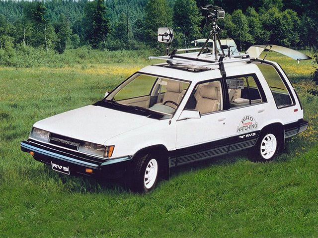 Toyota Rv 5 Concept 1982 Avtomobili Avtomobil Kempery