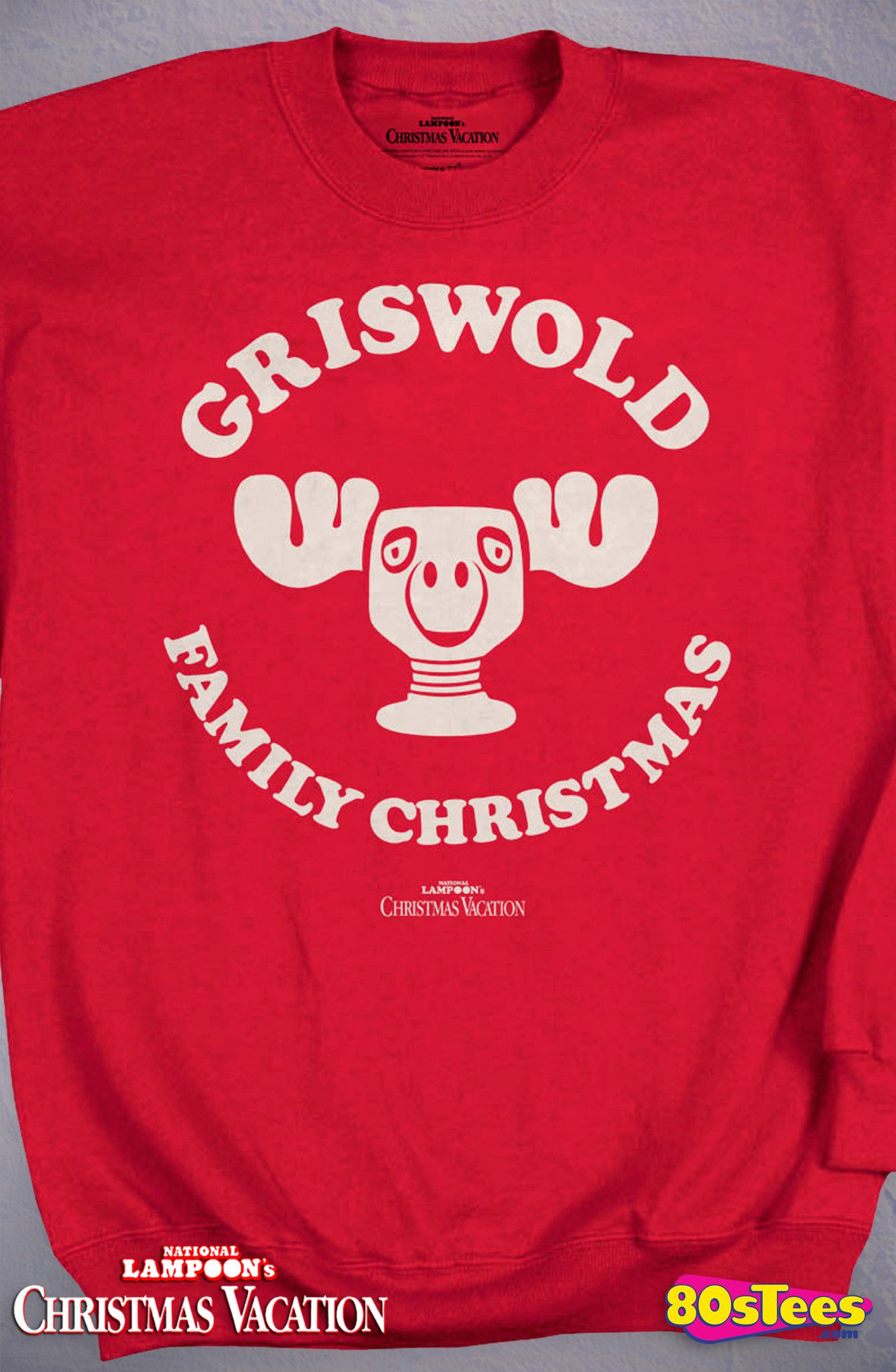 Christmas Vacation Ideas.Griswold Christmas Sweatshirt Christmas Vacation Mens