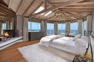 wide open spaces with an ocean view!