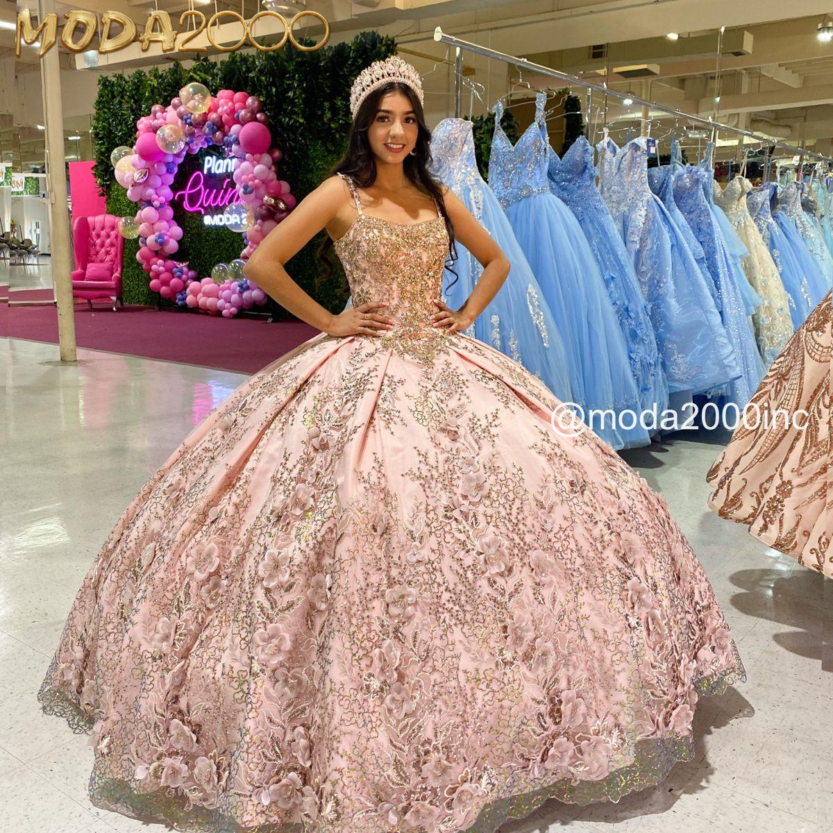 Blush Pink Rose Gold Quinceanera Dress Quinceanera Dresses Gold Rose Gold Quinceanera Dresses 15 Dresses Quinceanera