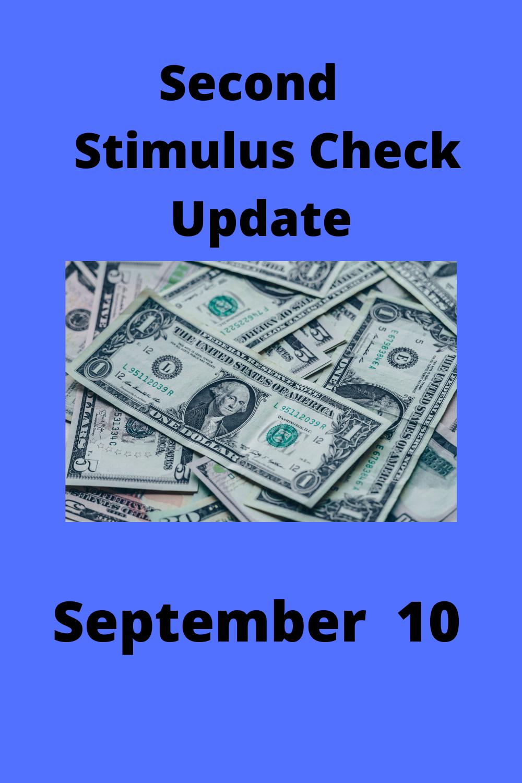 Latest News Of The Second Stimulus Check Emergency Fund Savings Plan Emergency Fund Emergency Fund Saving