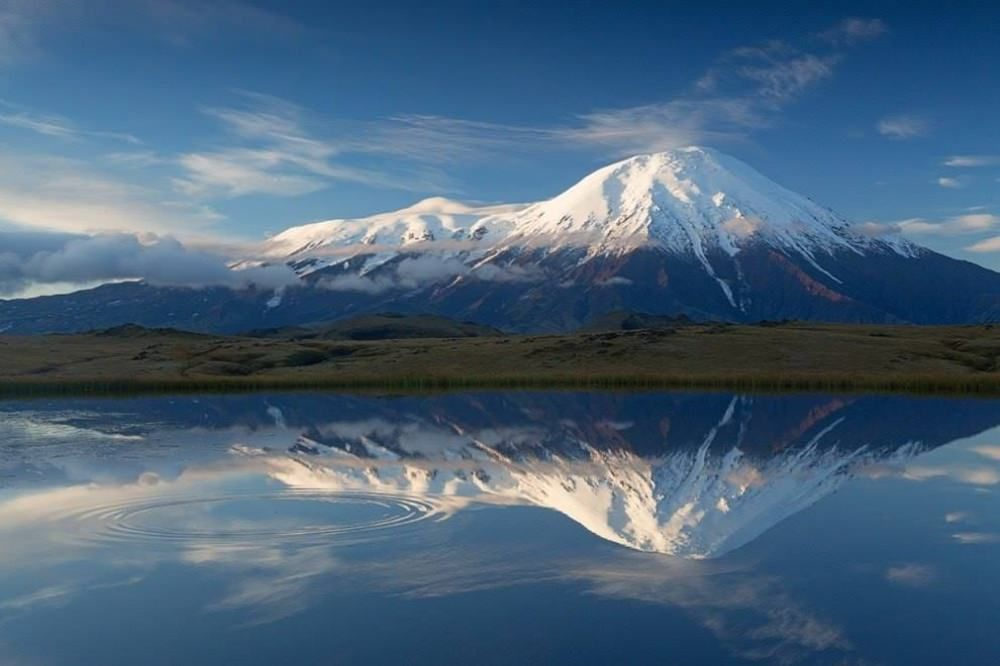 Tolbachik Volkanı- Kamçatka