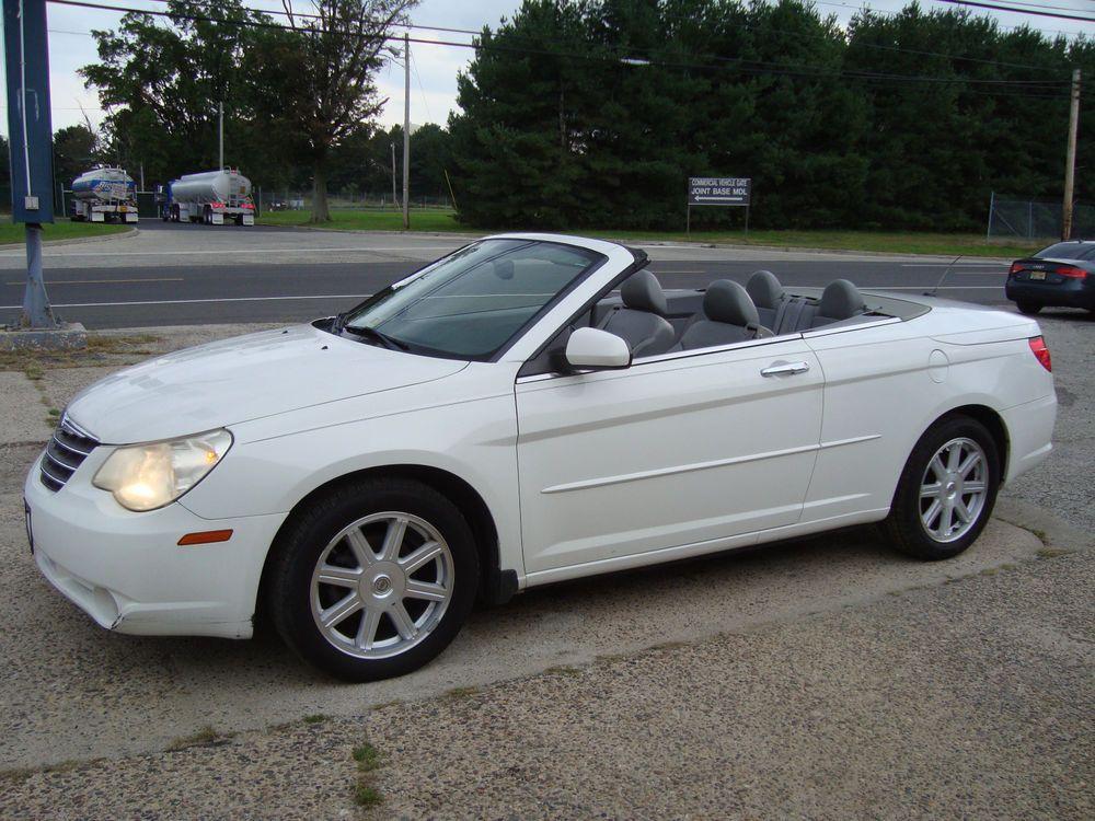 Ebay 2008 Chrysler Sebring Convertible Salvage Rebuildable