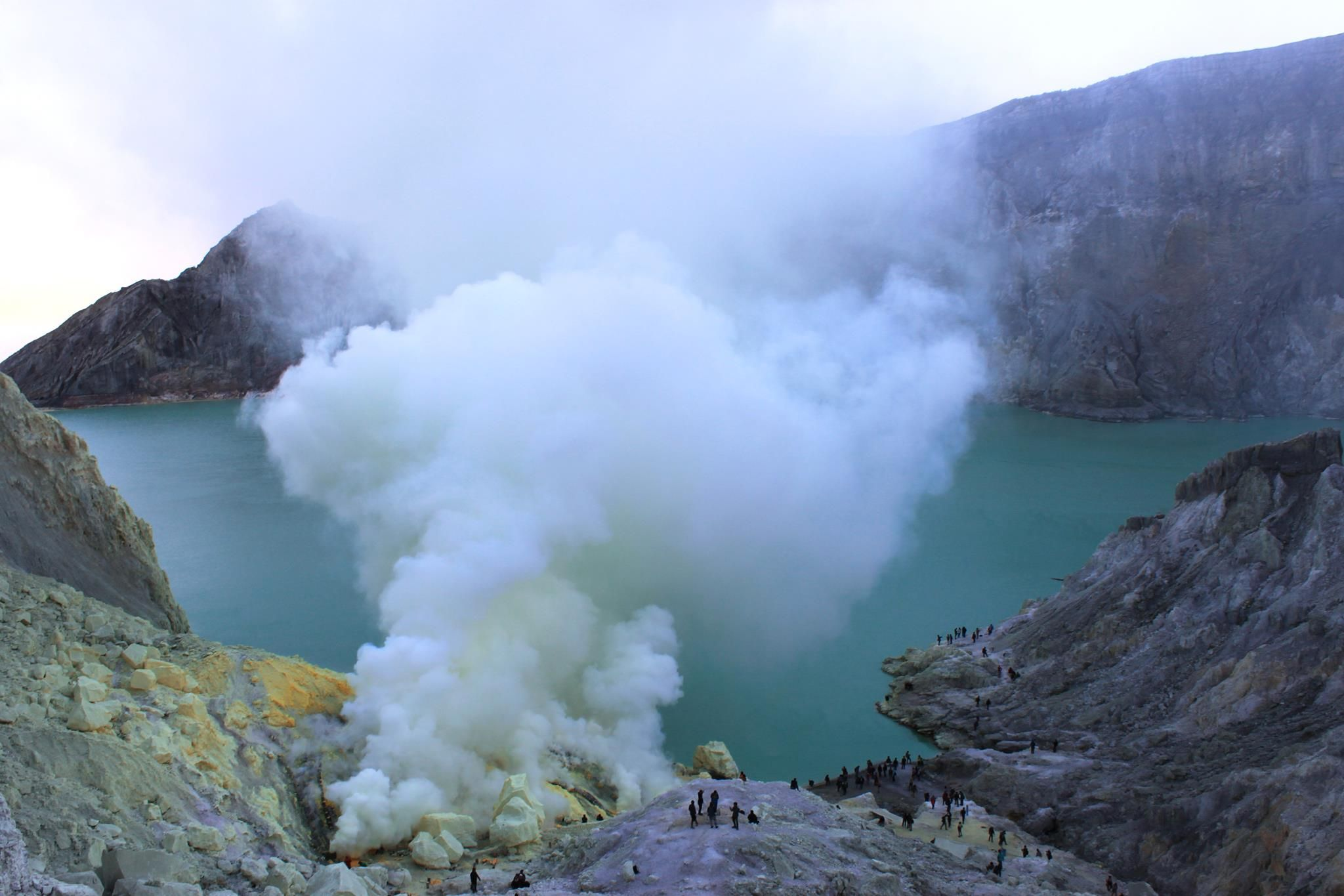 *INDONESIA* Kawah Ijen Indonesia