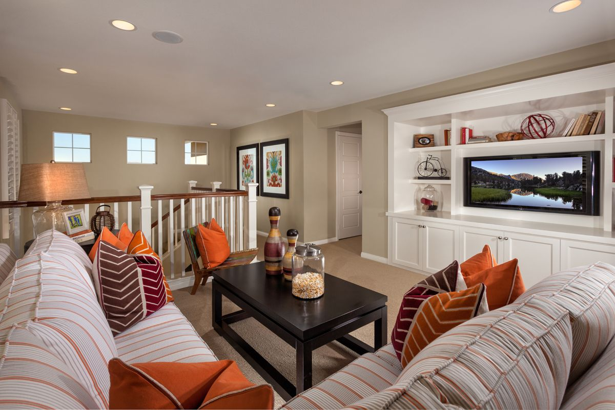 Upstairs loft bedroom ideas  Cabrillo at Monument Park a KB Home Community in Perris CA