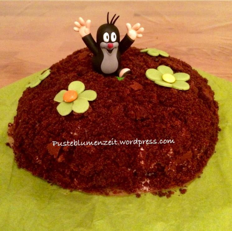 Kleiner Maulwurf Kuchen Google Search Der Kleine Mauwurf