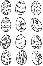 Kleurplaten Pasen Eieren.Afbeeldingsresultaat Voor Paaseitjes Tekening Afdrukken