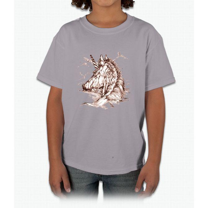 Unicorn Island Young T-Shirt