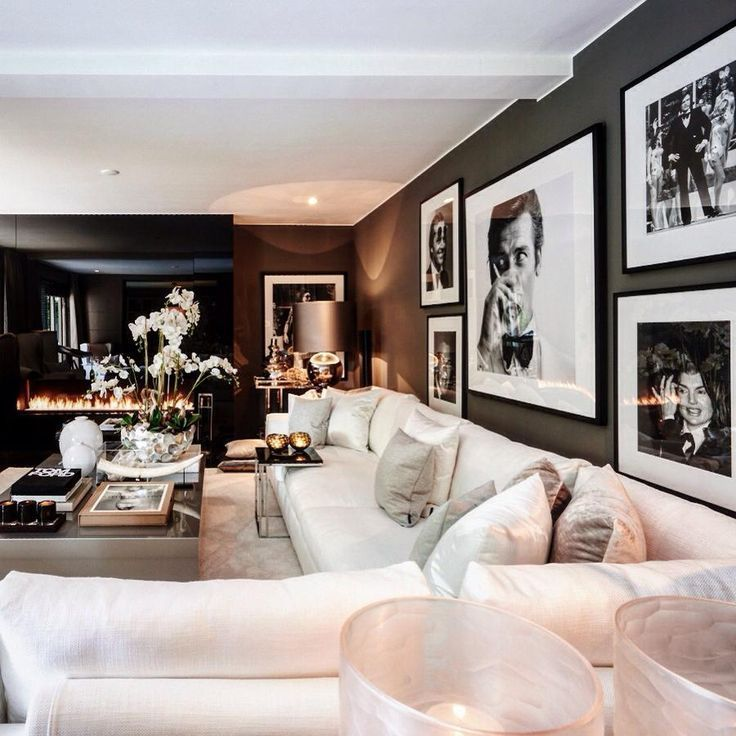 Love the chic and sophisticated interiorstyle of Eric Kuster. Eric ...