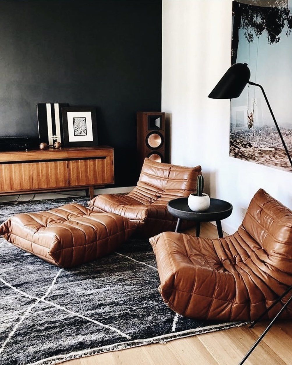 Design Art Architecture On Instagram Design Classic Togo By Michel Ducaroy For Ligne Roset Sofa Togo Ligneroset Des Ligne Roset Sofa Home Decor Interior