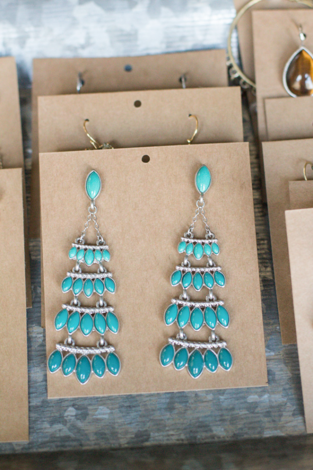 Earring Display Cards Diy Jewelry Cards Earring Display