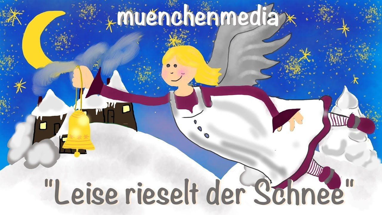 Leise rieselt der Schnee - Weihnachtslieder deutsch   sing mit ...