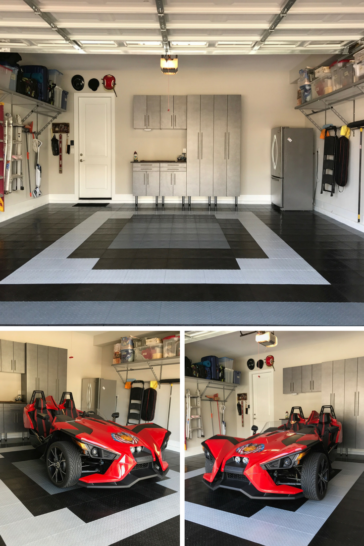 When You Have A Ride This Awesome, You Need A Garage Storage System To Match