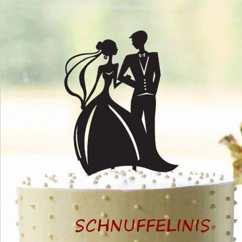 Cake topper Hochzeitstorten Schmuck Brautpaar