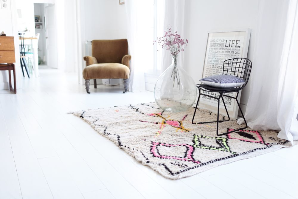 tapis rock the kilim 2 my flat in paris pinterest rugs house design and decor. Black Bedroom Furniture Sets. Home Design Ideas