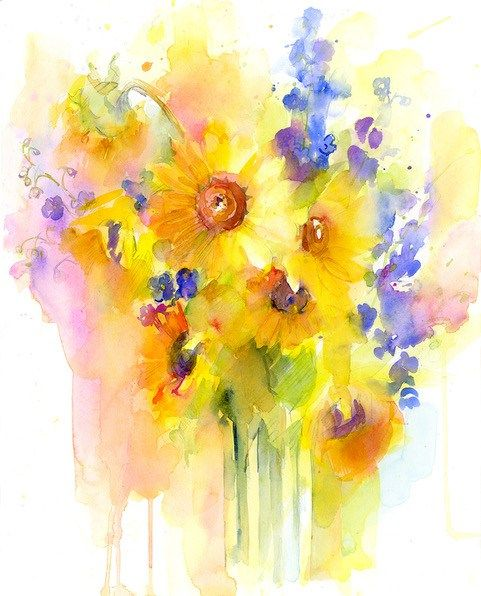 Guest Artist What A Wonderful Watercolor World By John
