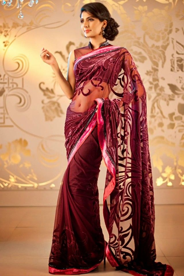 9f9a8b8769 Bridal-Wedding-Formal-Casual-Party-Wear-Sarees-Dress-New-Fashion-Sari-for- Brides-by-Designer-Satya-Paul-4