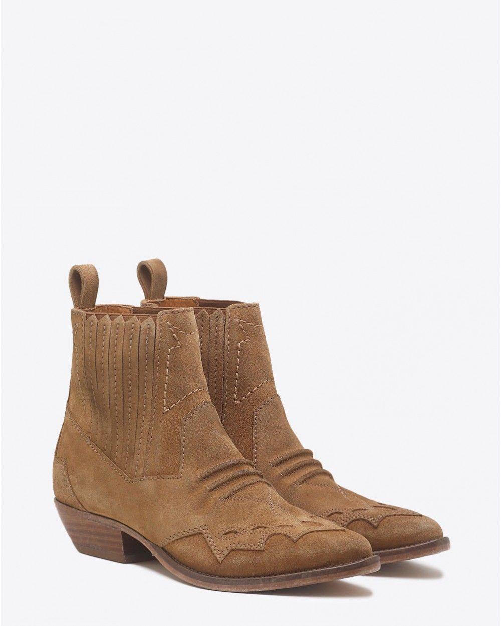 en arrivant hot-vente authentique la moitié Épinglé sur Cow girl boots