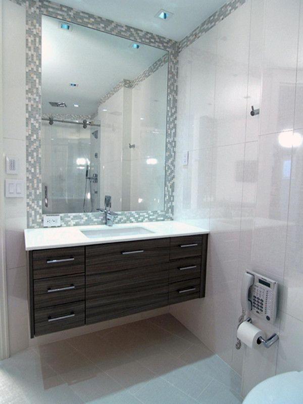 Arm rio de banheiro falta ideia veja 6 bonitos e simples for Armarios de lavabo baratos