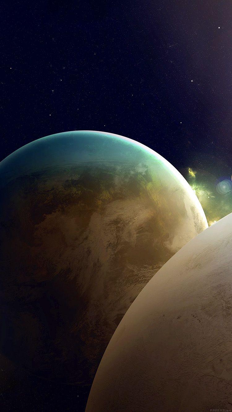 Ak88 Flare Space Art Dark Planet Nasa Beautiful Space Art Dark