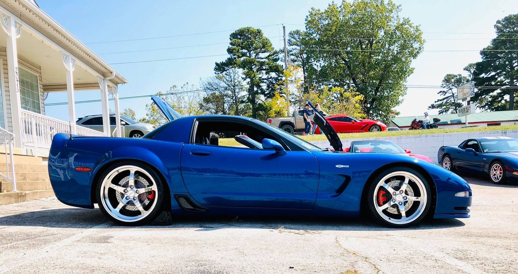 Pin By Chad Albrecht On Corvette C5 Nation Classic Corvette Corvette Rims Chevy Corvette