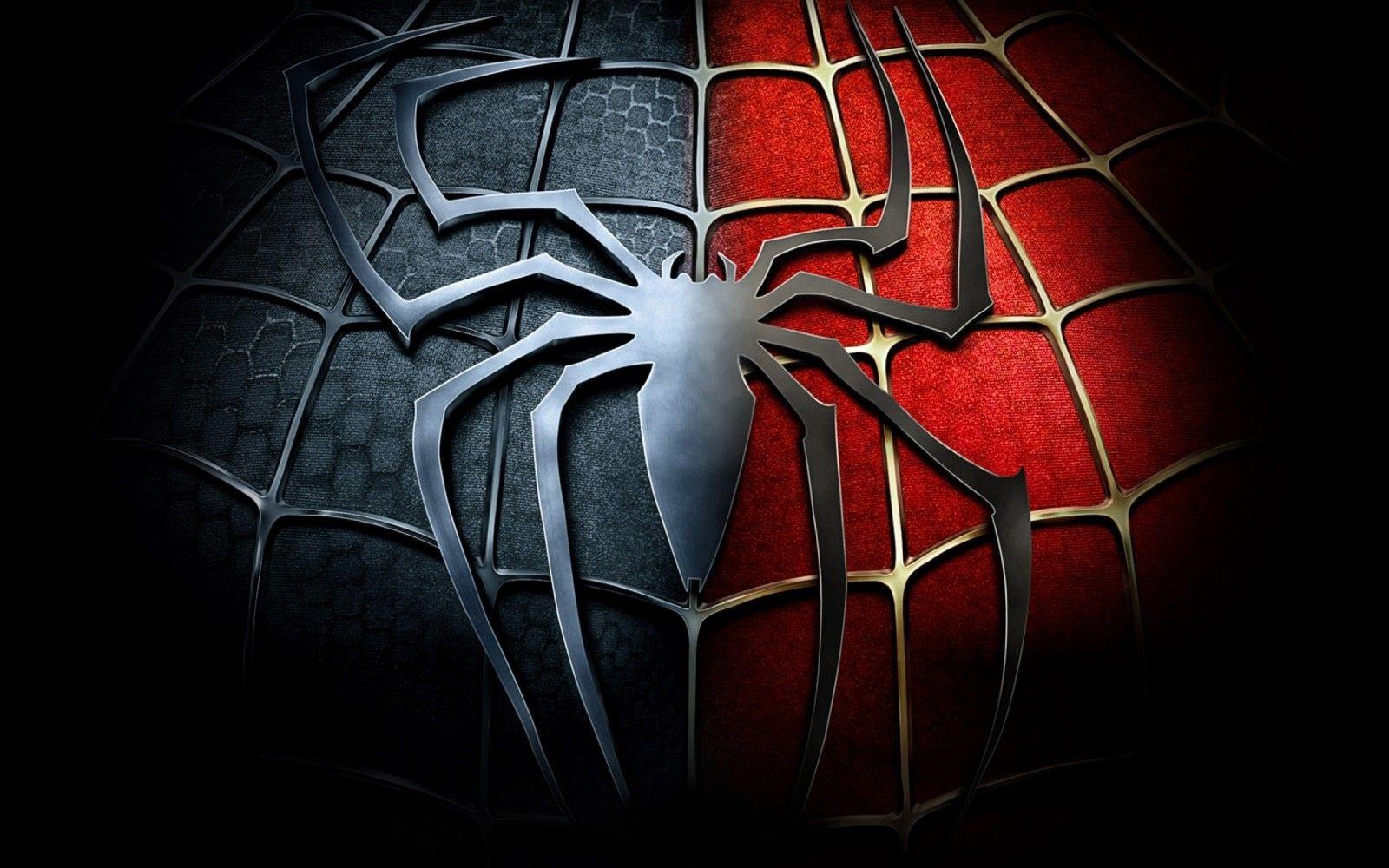 El logotipo increíble Hombre Araña