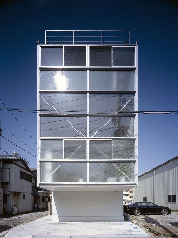 11boxes   Saitama, Japan   Keiji Ashizawa Design   photo © Daici Ano