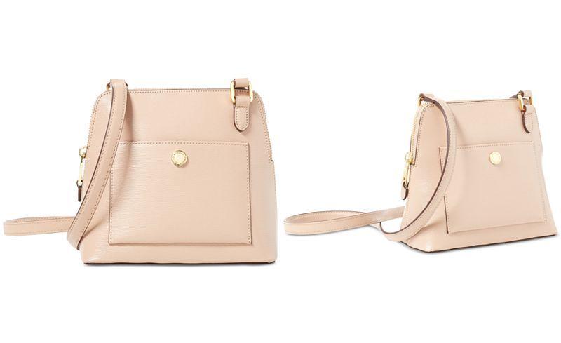 9be9d605e3 Lauren Ralph Lauren Newbury Bailey Crossbody - Crossbody   Messenger Bags -  Handbags   Accessories - Macy s