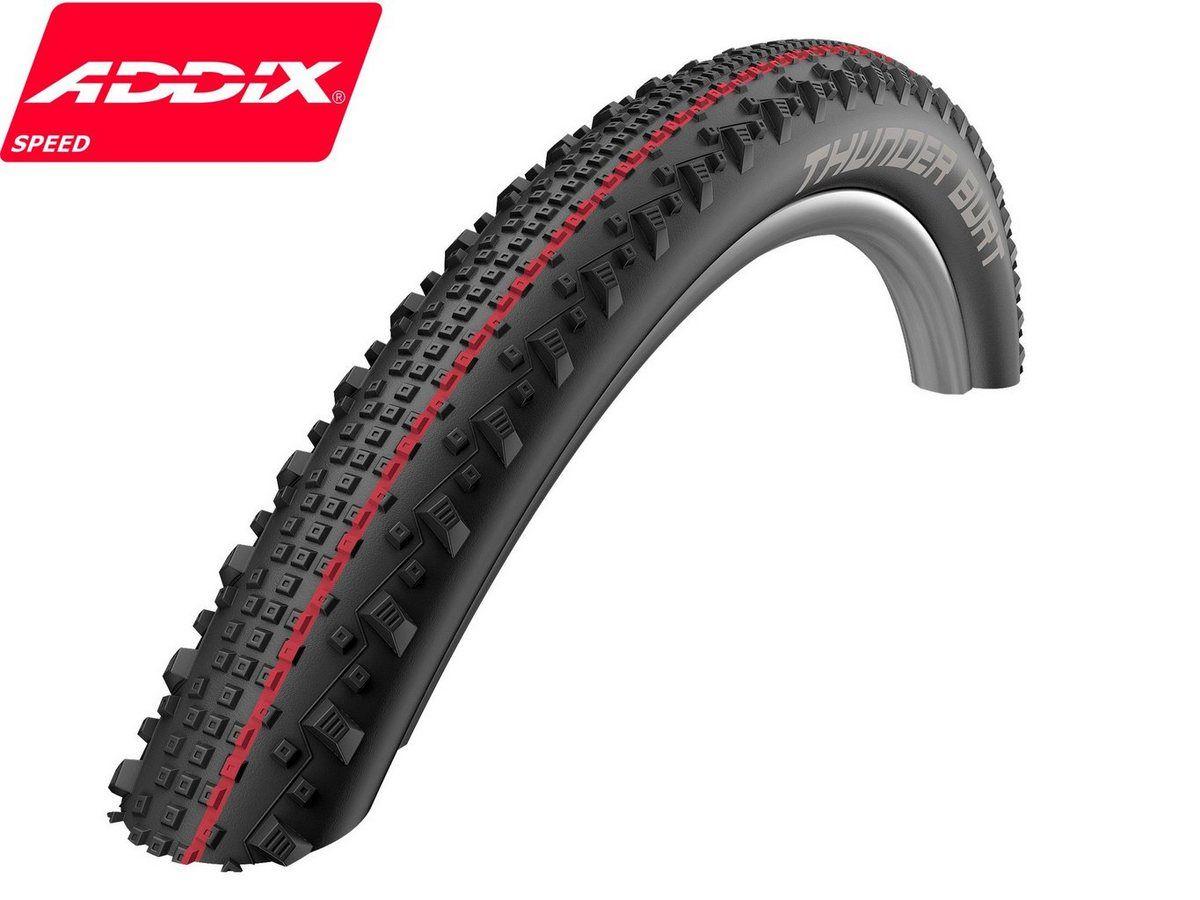 Schwalbe Fahrradreifen Thunder Burt Faltreifen 29 Addix Speed Liteskin Online Kaufen Fahrradreifen Fahrrad Reifen
