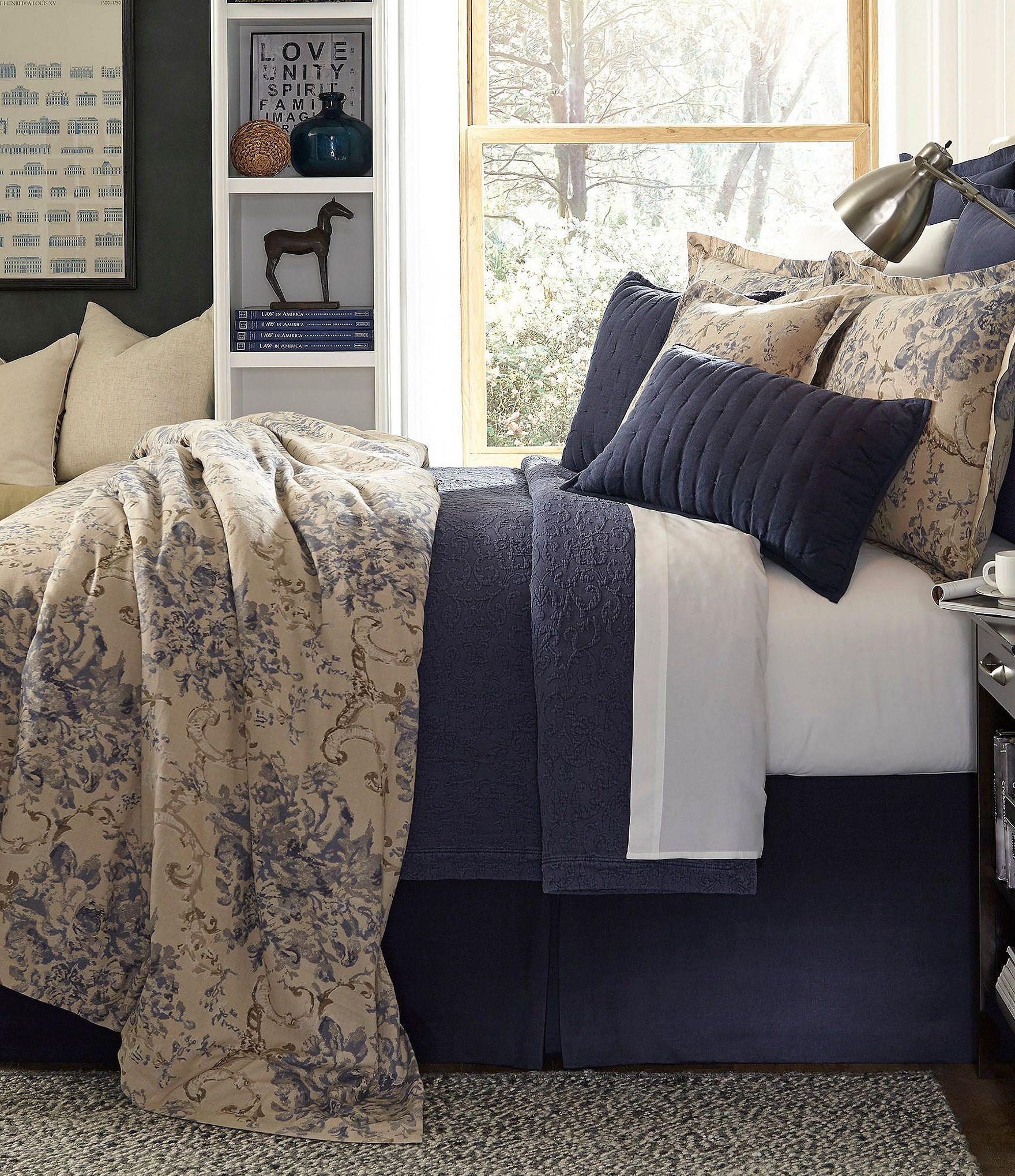 Dillards Home Decor: Noble Excellence Villa Signature Leighton Duvet Bedding