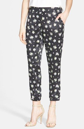 Jessica Simpson 'Kaleo' Print Pants available at #Nordstrom